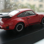 [KYOSHO 1/64] Porsche 911 Turbo (930) Red Minicar Collection 6