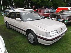 1989 Rover 820e Hatchback (micrak10) Tags: rover hatchback fastback 820e