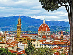 the Florence shot (albyn.davis) Tags: italy florence cathedral duomo