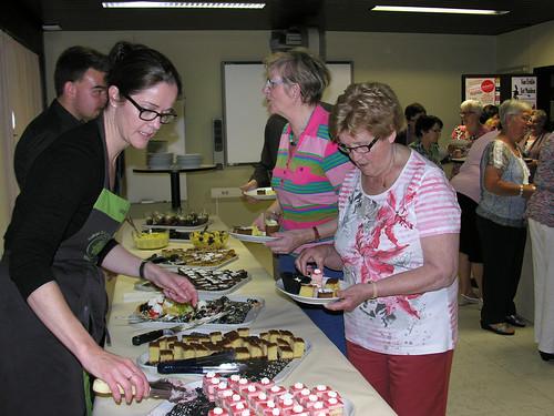 Dessertenbuffet in Zonneheem - © Antheunis Jacqueline