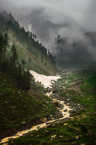 Lowari Top - Chitral
