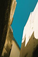 Essaouria blue ll (alex omarsson) Tags: marocco kodakportra400 olympusmjuii essaouria ukfilmlab