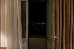 Hotel Sosan - Pyongyang (jonathanung@ymail.com) Tags: lumix hotel asia view room korea asie chambre vue nord northkorea pyongyang corée dprk cm1 koryo sosan coréedunord insidenorthkorea républiquepopulairedémocratiquedecorée rpdc lumixcm1