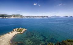 View from the Castle (FedeSK8) Tags: italy italia napoli vesuvio bacoli golfo sigma1020mm campaniafelix fedesk8 castellodibaia baiacastle federicoscotto nikond7000