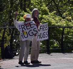 Free Hugs (D70) Tags: canada bc walk side free victoria hugs dispensary