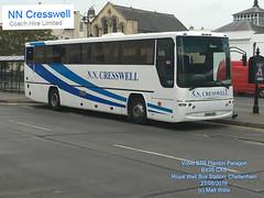 NN CRESSWELL EVESHAM VOLVO B7R PLAXTON PARAGON BX05 CXS CHELTENHAM ROYAL WELL BUS STATION 27052016 (MATT WILLIS VIDEO PRODUCTIONS) Tags: bus station volvo royal well cheltenham nn cresswell paragon evesham plaxton cxs b7r bx05 27052016