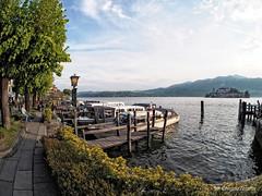 Lago D'Orta (NIKOZAR (Nicola Zaratta)) Tags: lago italia olympus piemonte lagodorta samyang