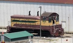 MPRX 14 Diesel (Hear and Their) Tags: ybor channel tampa bay florida brilliance seas diesel locomotive train