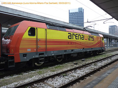 E483.020 ARENAWAYS (Luca Adorna) Tags: private milano portagaribaldi milanoportagaribaldi e483 arenaways e483020 e483arenaways