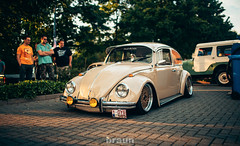 Volkswagen Beetle (Rick Bruinsma) Tags: airmighty beetle volkswagen kever kafer stance porsche 911 käfer amersfoort mac carwash