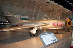 MiG-15bis (stevesheriw) Tags: smithsonian nationalairandspacemuseum udvarhazy chantilly virginia mig mikoyangurevich fagotb mig15bis soviet koreanwar