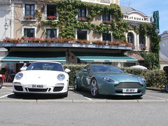 (SGH38) Tags: france classic classiccar martin 911 porsche lm lemans v8 classiccars aston astonmartin vantage gts vintageracing v8v 24lm
