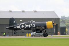 G-FGID Yeovilton 02/07/16 (Andy Vass Aviation) Tags: yeovilton warbird corsair gfgid