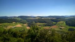 Homeland (heinzkeller804) Tags: hills sunneberg maisprach mhlin watchtower aussichtsturm jura landscape sommer
