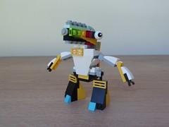 LEGO MIXELS TUTH WUZZO MIX or MURP? Instructions Lego 41571 Lego 41547 (Totobricks) Tags: make mix lego howto instructions build medix murp tuth series6 41547 41571 series8 mixels legomixels totobricks weldos wuzzo lego41547 lego41571