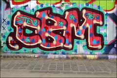 Trev (Alex Ellison) Tags: eastlondon urban graffiti graff boobs trev sks tb cbm
