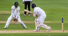 """Me mum could have caught that in her pinny..."" (The Crewe Chronicler) Tags: england testmatch cricket batting batsman catch feilding edgbaston warwickshire pakistan ecb canon canon7dmarkii boycottbingo boycottisms engvpak"