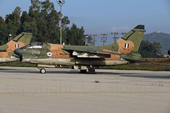 A7  160550 (TF102A) Tags: aviation aircraft a7 araxos corsair greekairforce hellenicairforce