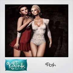 KaTink - Posh (Marit (Owner of KaTink)) Tags: katink my60lsecretsale 60l 60lsales annemaritjarvinen photography secondlife sl salesinsl 60lsalesinsecondlife