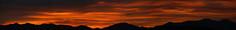 Sunrise 9 20 16 #05 Panorama e (Az Skies Photography) Tags: sun rise sunrise morning dawn daybreak sky skyline skyscape cloud clouds rio rico arizona az riorico rioricoaz arizonasky arizonaskyline arizonaskyscape arizonasunrise september 20 2016 september202016 92016 9202016 canon eos rebel t2i canoneosrebelt2i eosrebelt2i red orange black salmon gold golden yellow panorama