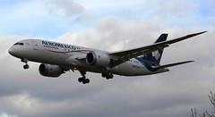 AeroMexico Boeing 787-8 Dreamliner N965AM (Mark 1991) Tags: london heathrow boeing lhr heathrowairport aeromexico 787 londonheathrow dreamliner 7878 n965am