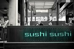 Eat Sushi (S.Sivam) Tags: food melbourne journalism melbournecentral sushisushi