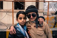 9/100 Strangers Project - Heroes & Friends. Street Children (High Blue) Tags: strangers photowalk lahore strangersproject walkinlahore locallylahore outsidelahorefort meet100strangersfromlahore