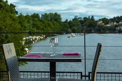 Terrasse (Victor J. B.) Tags: glass dinner restaurant brittany terrasse nantes sèvre efs175528 eos60d victorsdimple