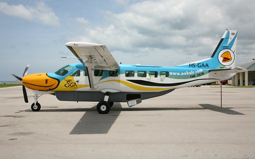 Cessna 208B HS-GAA-06 Hua Hin 31May08 (Tom Milliken)