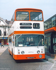 Photo of Greater Manchester Transport 6777 MWH 277G