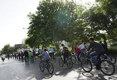 Morning Ride, Mashhad ($ALEH) Tags: street bike bicycle sport iran iranian ایران mashhad دوچرخه مردم مشهد ایرانیان ورزش خیام khayyamst enternotstgni uploadedmay29201585946