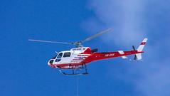 Air Glacier (Swissrock) Tags: schweiz switzerland may helicopter lauterbrunnen hubschrauber 20166 hbzhy typas350b3