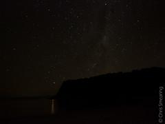Milky Way (Chris Smearing) Tags: newzealand southisland greatwalk abeltasmannationalpark