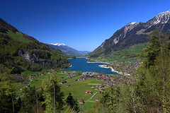 2016 05 05 Lungern lac 2 (AKAMASSI) Tags: blue mountain alps tree nature water canon switzerland see three swiss lac bluesky tamron lungern lostworldpics pierremichelphotography