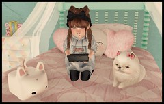 Game Over with Chubbs ft. Maple (delisadventures) Tags: summer dog white black sunshine hair sweater pom spring bedroom toddler top avatar gray kitty sl secondlife gamer tiny bow second summertime braids pomeranian gameboy headband tissues braid trinkets td capris toddle gamegirl gammer slblog slfashion slbabe secondlifefashion slkids slevents secondlifeblog slfamily seconlifefashion slfashionblogger slfashions slbaby slfashionblog tinytrinkets slblogger secondlifefashionblog toddleedoo toddleedoos slfashin slbog slfashino slblogg toddleddoo