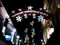 Carnaby Street (Applekris) Tags: christmas street uk light england london night europe carnaby