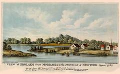 Harlem, from what is now the Bronx, 1763 (JFGryphon) Tags: landscape harlem bucolic 1763 provinceofnewyork valentinesmanual1863 dtvalentinesmanual harlem1763 viewofharlaemfrommorisaniaintheprovinceofnewyorkseptemr1765