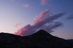 Nubes al final de la tarde..... (davidgv60) Tags: sunset espaa ski color atardecer dawn spain natural natur cielo nubes fujifilm pol nwn xt10 david60 paisatgesalcoi photodgv
