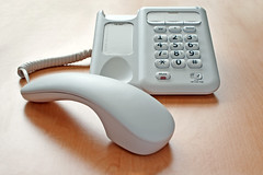 Alarm For Elderly (shoppingorbusiness) Tags: wood light shadow sunlight white home office waiting call phone desk buttons telephone talk nobody cable off ring communication equipment business busy help workplace wait customer hook engaged keypad receiver mute hold assistance ringing handset telecommunications onhold