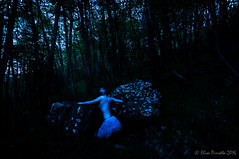 risveglio..... (elisa_pirrotta) Tags: people art dark creativity lost fantasy fate boschi