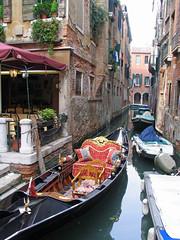 Venedig 096 (dieterkolm) Tags: italien venedig gondeln kanle