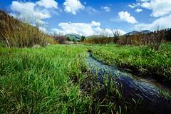 Estes Park (NinjaWeNinja) Tags: sky nature water canon landscape wideangle estespark estes 6d 1635