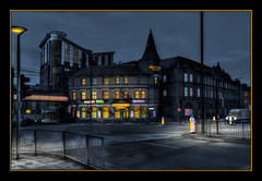 The City Road Inn (Kevin From Manchester) Tags: england building architecture manchester northwest lancashire citycentre hdr canon1855mm kevinwalker canon1100d