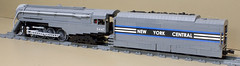 Dreyfuss_Hudson_09 (SavaTheAggie) Tags: lego steam engine locomotive hudson 464 henry dreyfuss new york central system nyc railroad train trains streamlined streamliner j3a