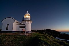 Waiting for sunrise (noompty) Tags: lighthouse dawn pentax nsw portmacquarie k1 carlzeiss zk tackingpoint distagont2821 on1pics