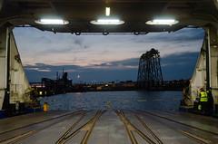 Approaching_Sassnitz (Mol_PMB) Tags: malmo berlin sleeper train ferry sassnitz trelleborg