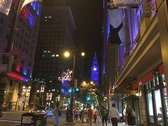 City Hall at night DNC 2016 (Philadelphia 2016 Host Committee) Tags: city hall philadelphia dnc 2016