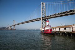 Oakland bridge (Antonio Jb) Tags: oakland bridge eeuu usa us california san francisco america estados unidos travel west coast