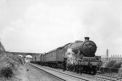 LMS 45591 JUBILEE 'UDAIPUR' (Xdriver2) Tags: train jubilee c class parcels british railways udaipur lms 460 stanier 45591
