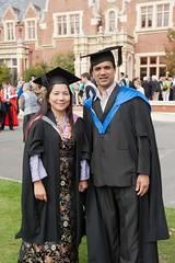 Ana Nath Baral and Laxmi Gurung - April 12th, 2013